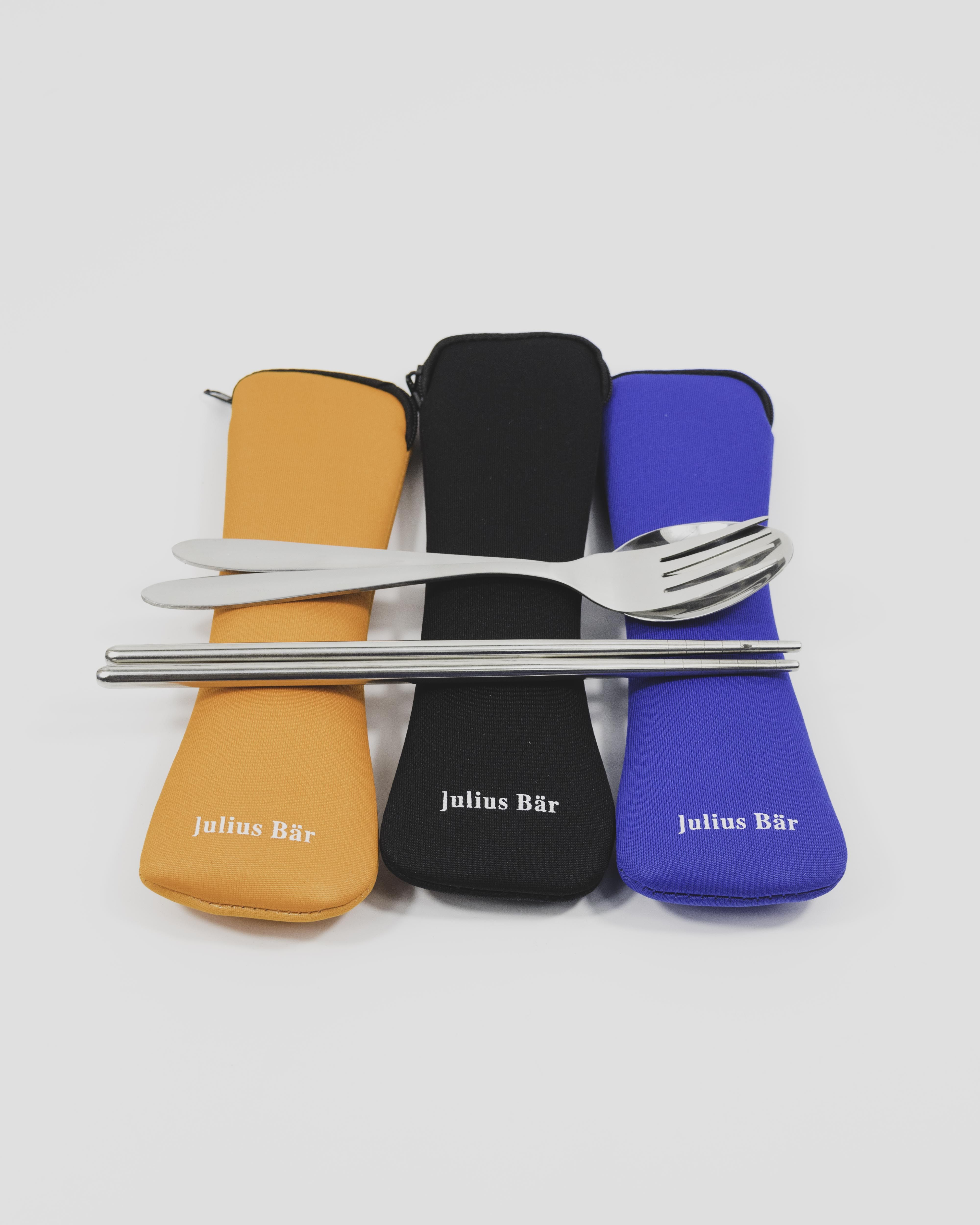 Cutlery Pouch Cutlery set, Pouch, Customised gifts