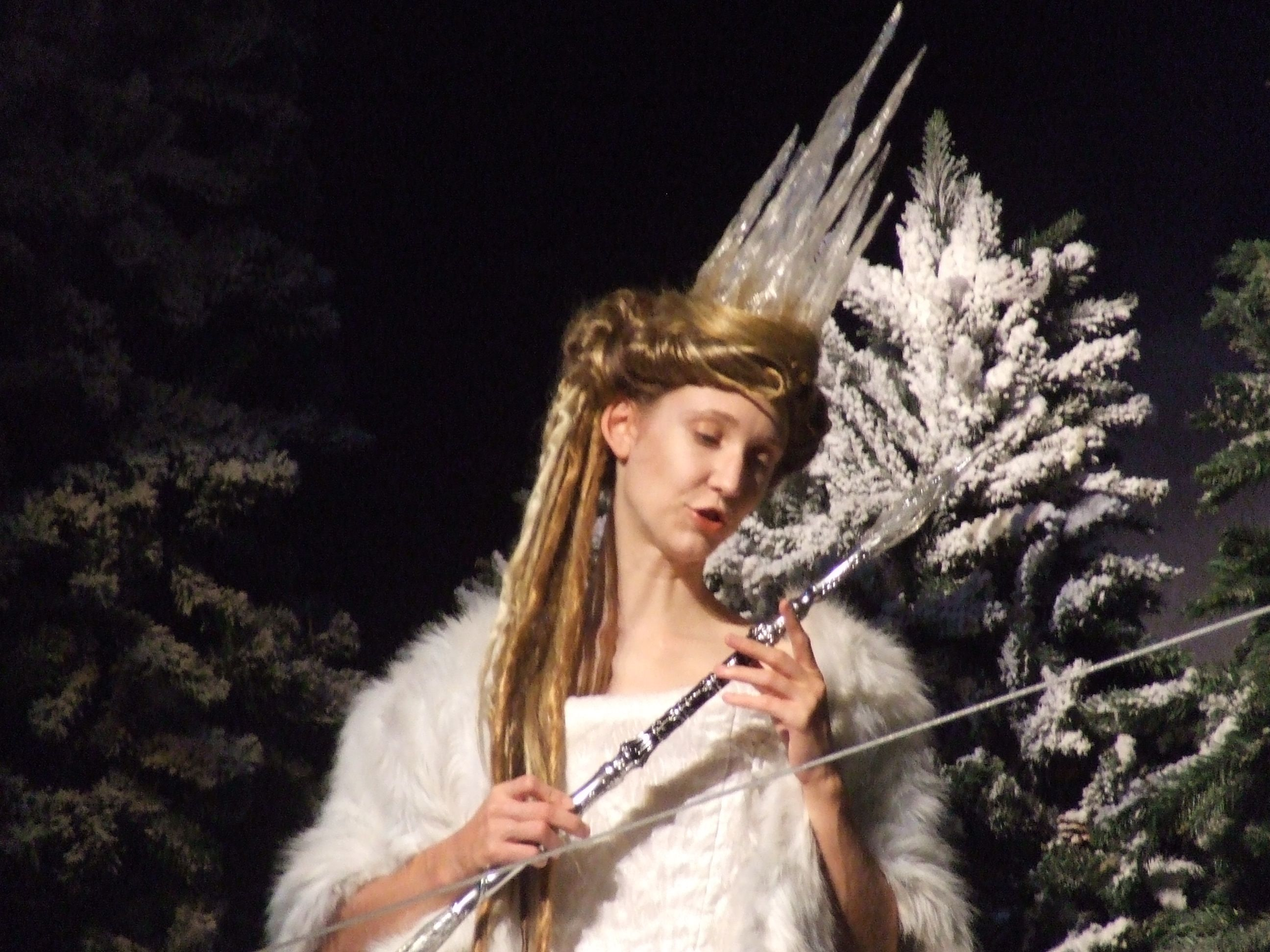 The White Witch, Narnia, Hollywood Studios, WDW. | Costume ideas ...