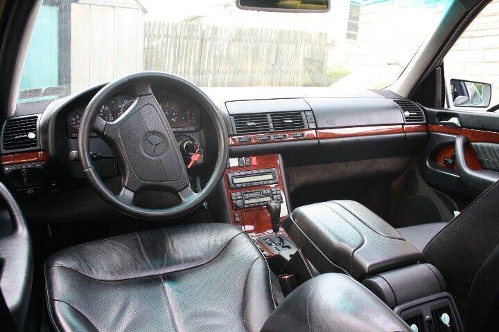 1999 Mercedes Benz S320 W140 V140 S Izobrazheniyami