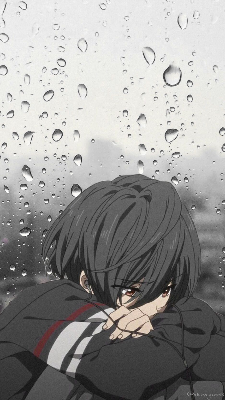 Sad Anime Wallpaper Phone : anime, wallpaper, phone, Depression