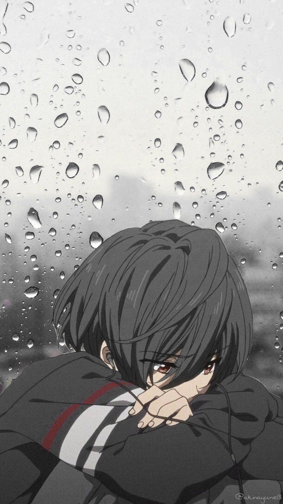 Sad Anime Wallpaper Phone : anime, wallpaper, phone, Depression