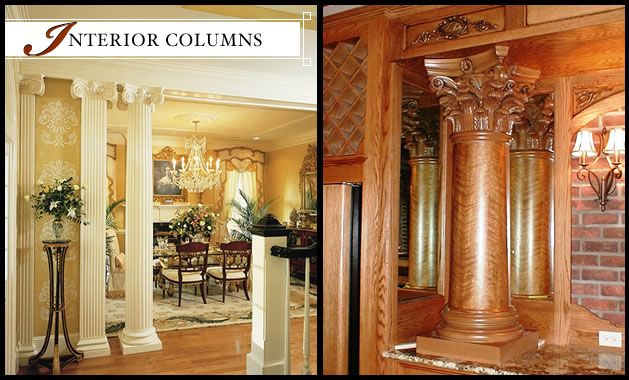 Melton Classics Offers A Broad Selection If Interior Columns At Affordable  Prices. We Offer Fiberglass Interior Columns And Wood Interior Columns.