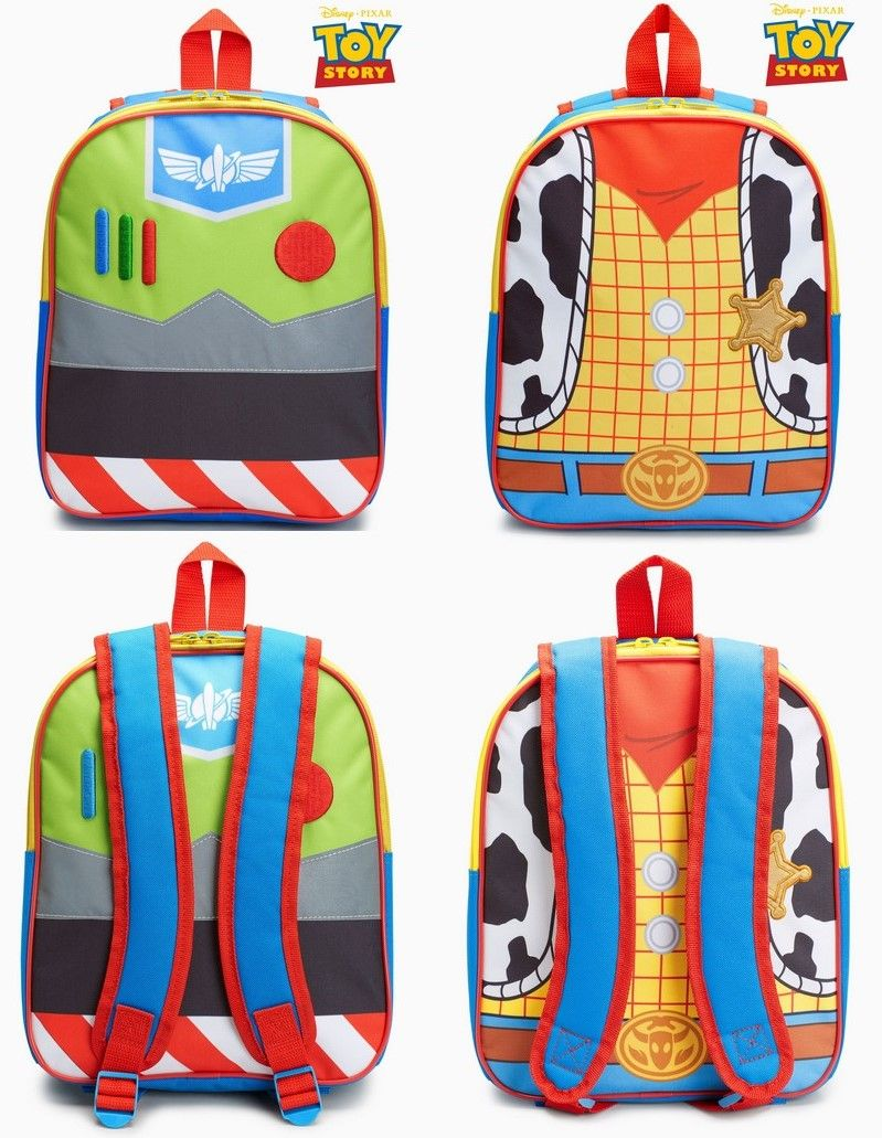 1fb23007b2a Seriously cute Reversible Toy Story Backpack  25   Next  Toystorybackpack   toystory