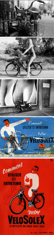 Cyclomoteur VéloSoleX by Solex (1946/1988)