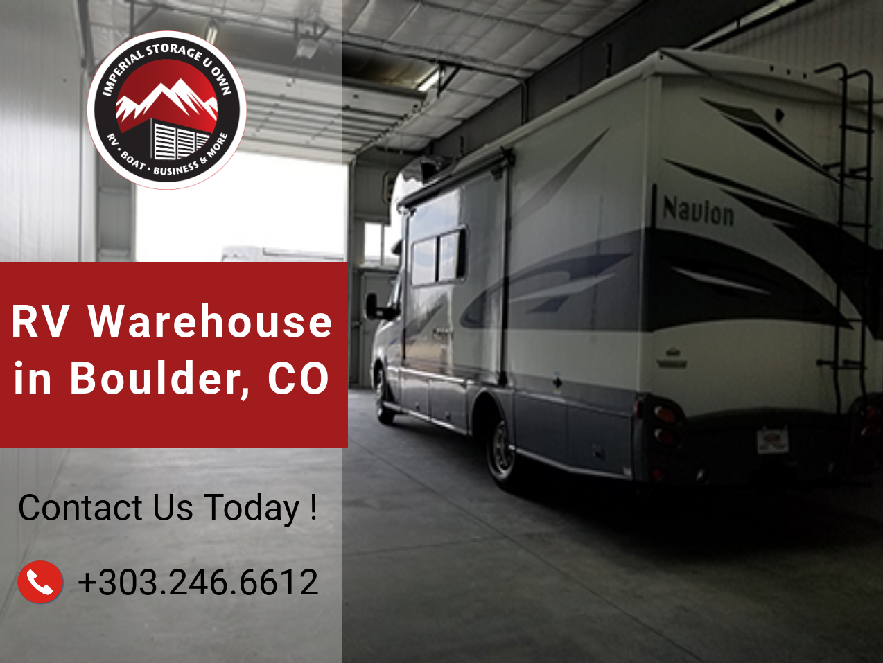 Warehouse industry trailers for trucks and cars