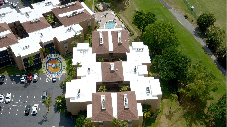 Condominium Silicone Roof Coating Restoration Roof Coating Roof Restoration