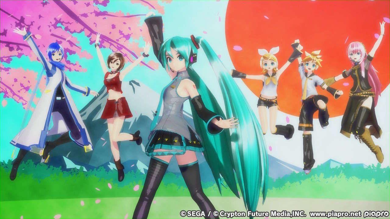 The 39 Best Songs In Hatsune Miku Project Diva Megamix Ranked Hatsune Miku Hatsune Miku Project Diva Miku