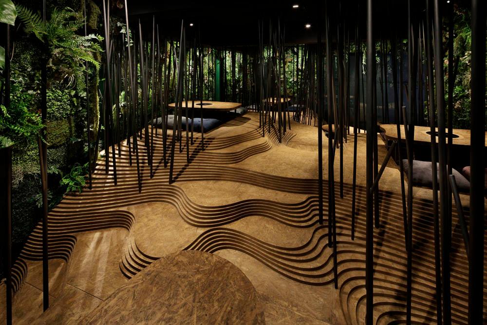 ニクノトリコ | BAMBOO MEDIA #architektonischepräsentation