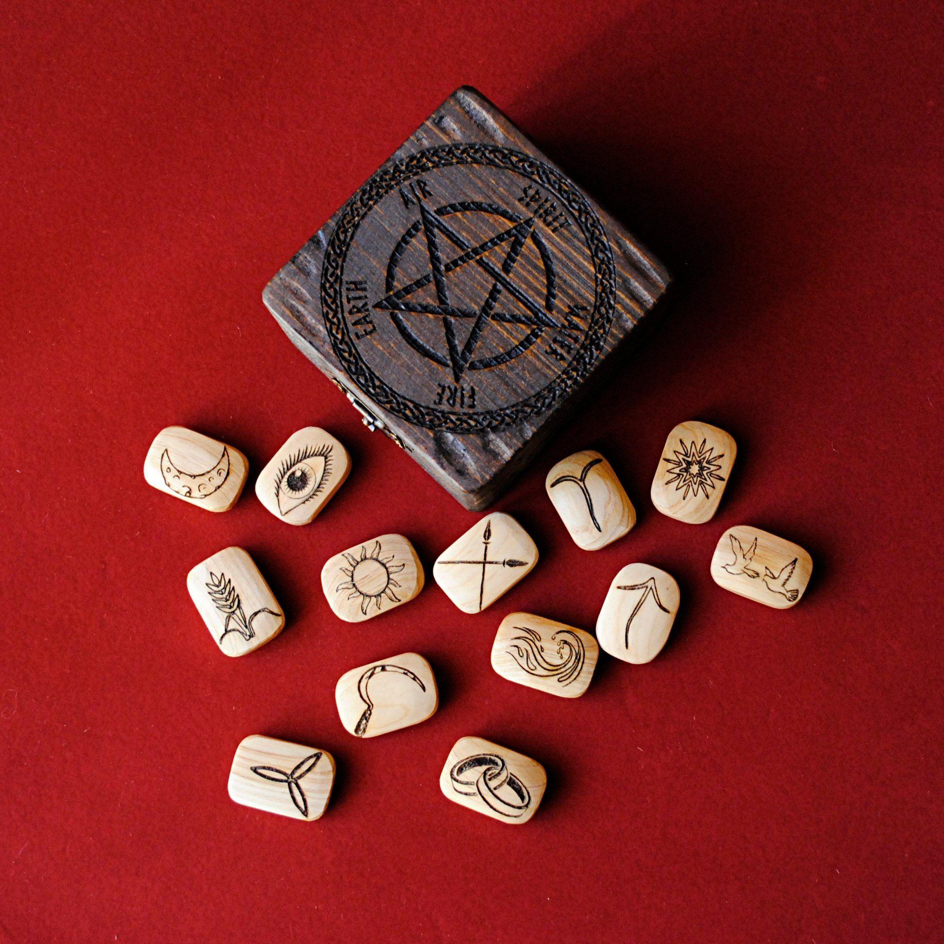 runas de la suerte