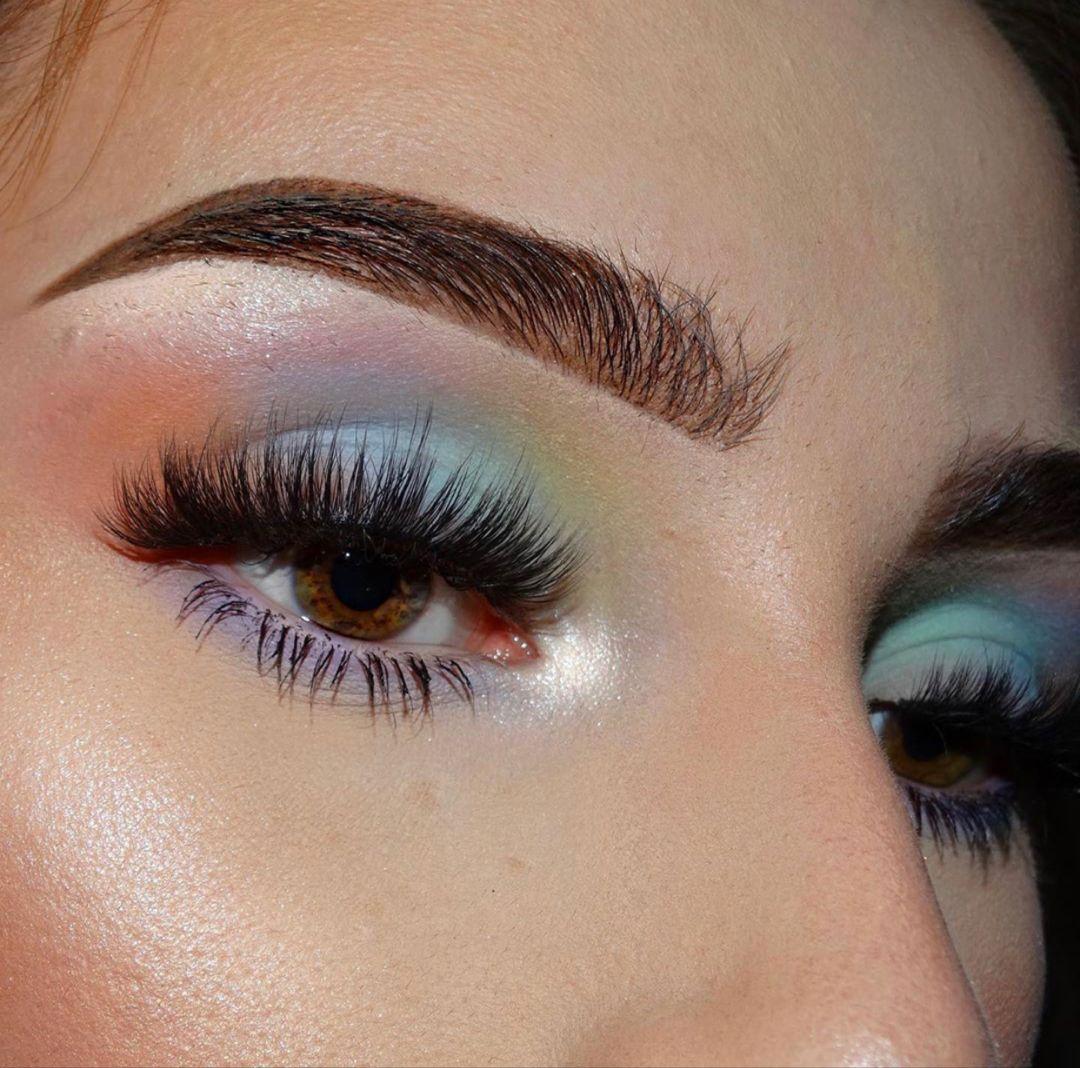 Pastel Dreams in 2020 Brow color, Makeup, Blush palette