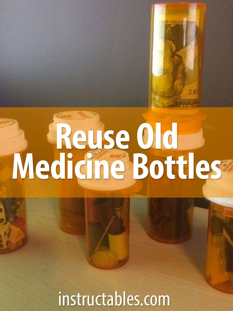 7 ways to reuse an old prescription