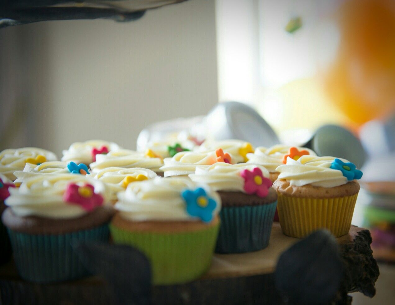 Cupcakes Made By A Local Baker Called Chans Cupcakes My