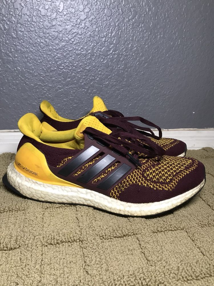 9b31627f5d3 ASU Exclusive Adidas Ultra Boost (8.5 M)  fashion  clothing  shoes   accessories  mensshoes  athleticshoes (ebay link)