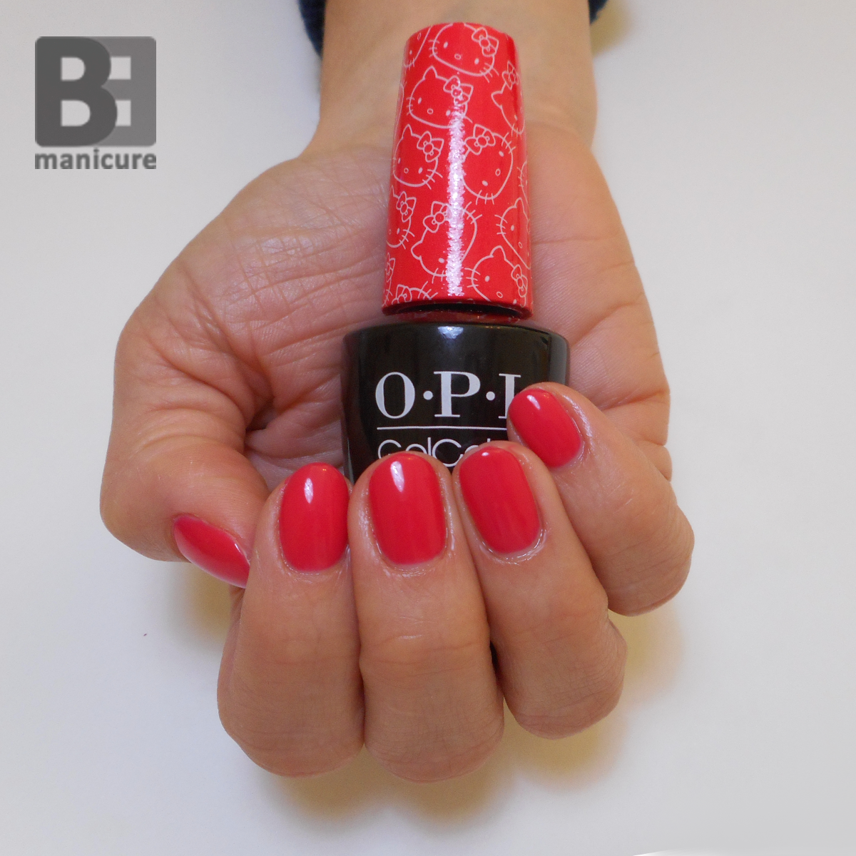 OPI Gelcolor Spoken from the Heart  GC-H85
