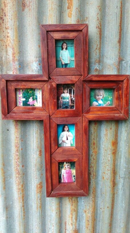 25x35 Cross Photo Frame Cross Picture Frames