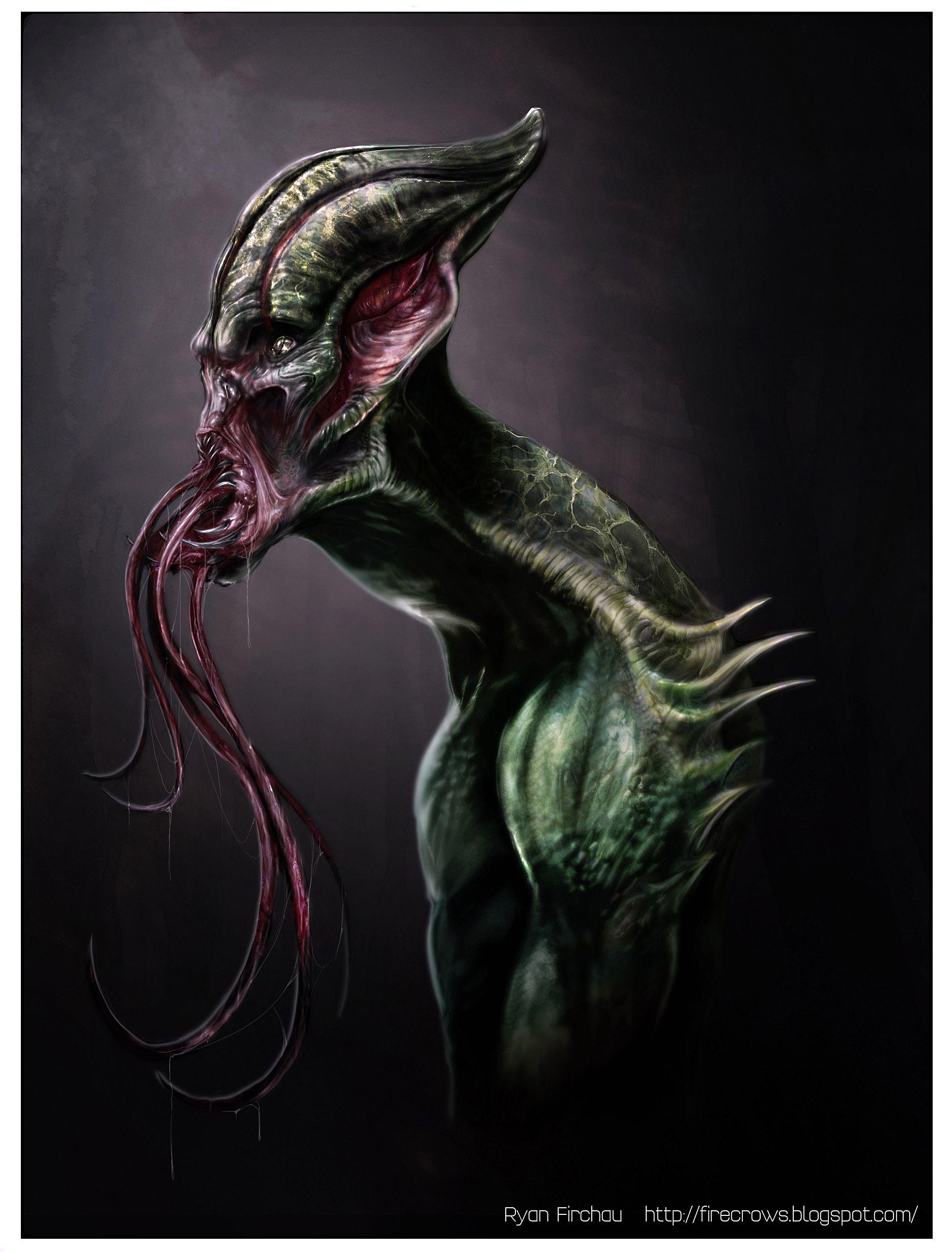 alien genial