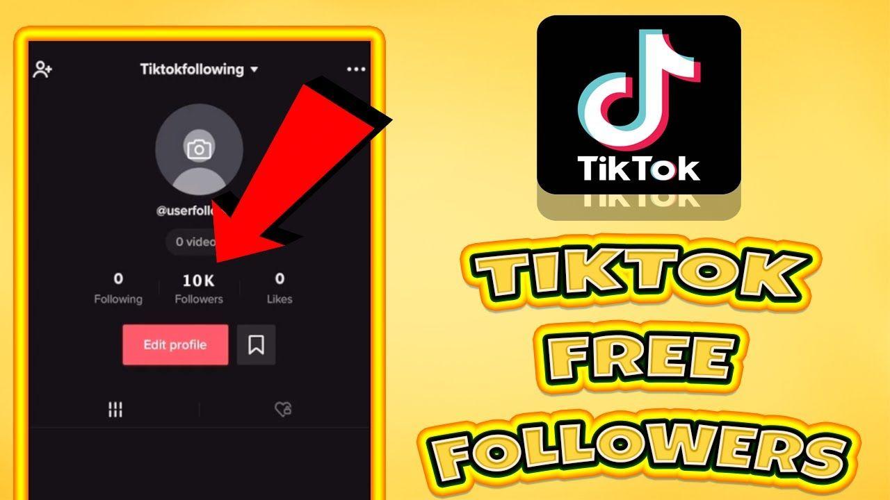 free followers on tiktok no human verification