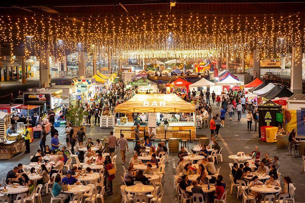 Brisbane Night Market Rocklea in 2020 Best christmas