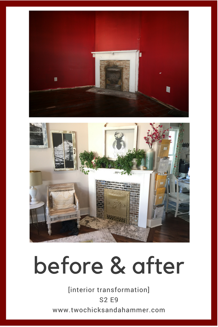 Episode 9 Exterior Paint Colors Interior Renovations