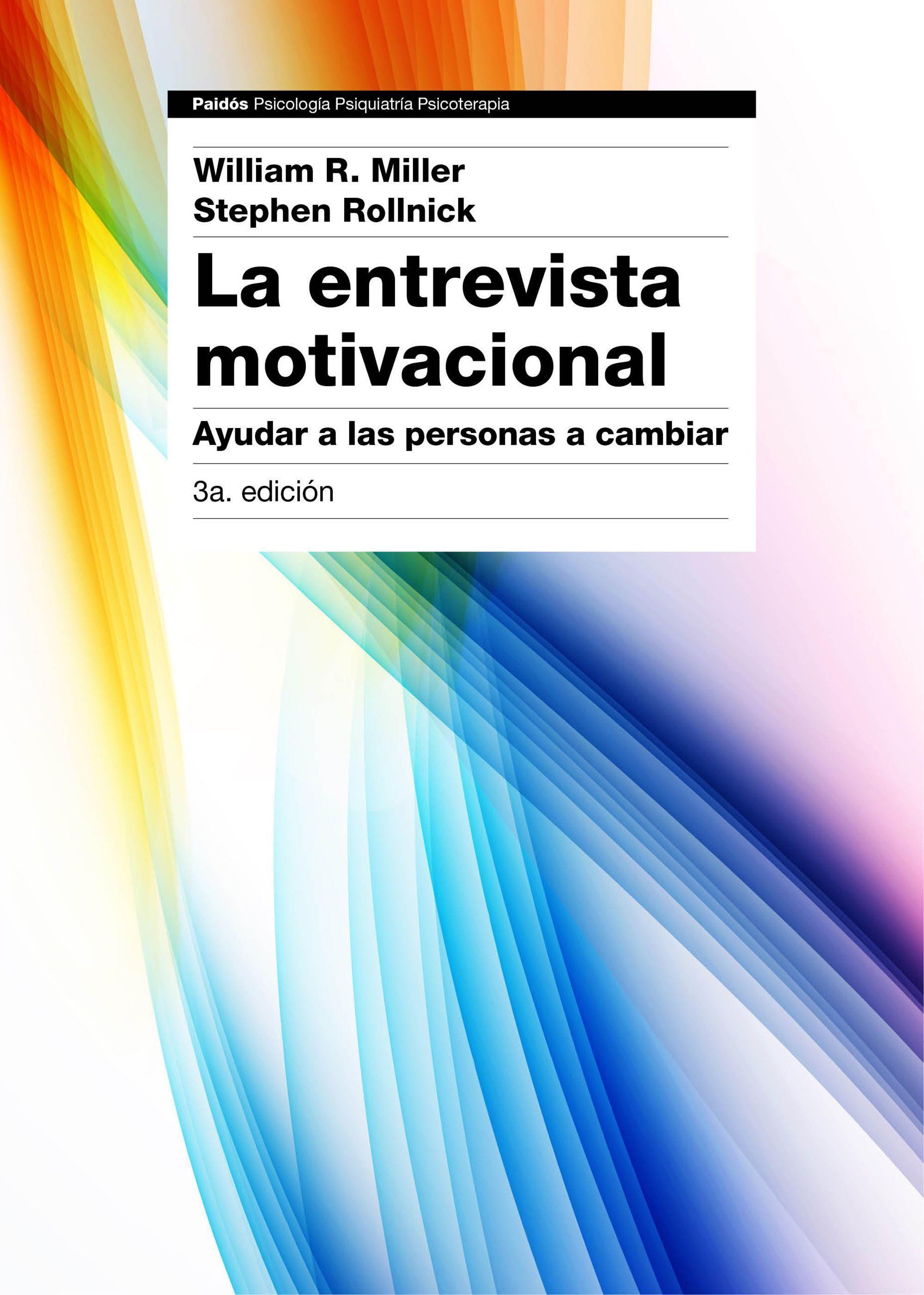 La Entrevista Motivacional 3ª Ed William R Miller