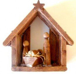 Wood Craft Sticks Ideas 40 Beautiful Nativity
