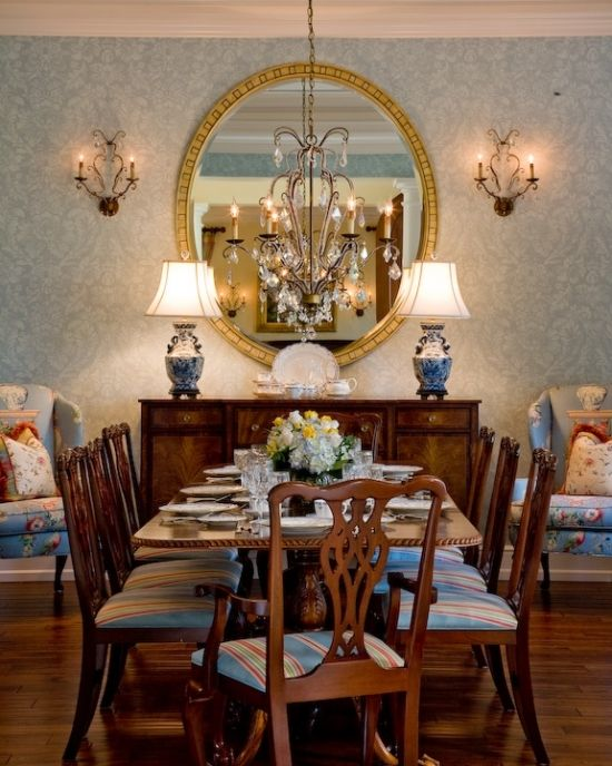 Luxury Formal Dining Room Sets: Traditional Dining Room