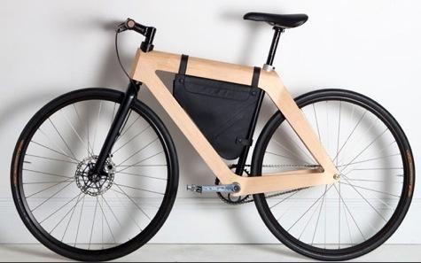 Carbonwood Bike: Gary Galego