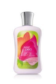 Victoria Secret Sweet Pea Body Lotion By Bath Body Works 4 99