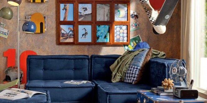 kinderzimmer - Skateboard Regal Kinder Schlafzimmer