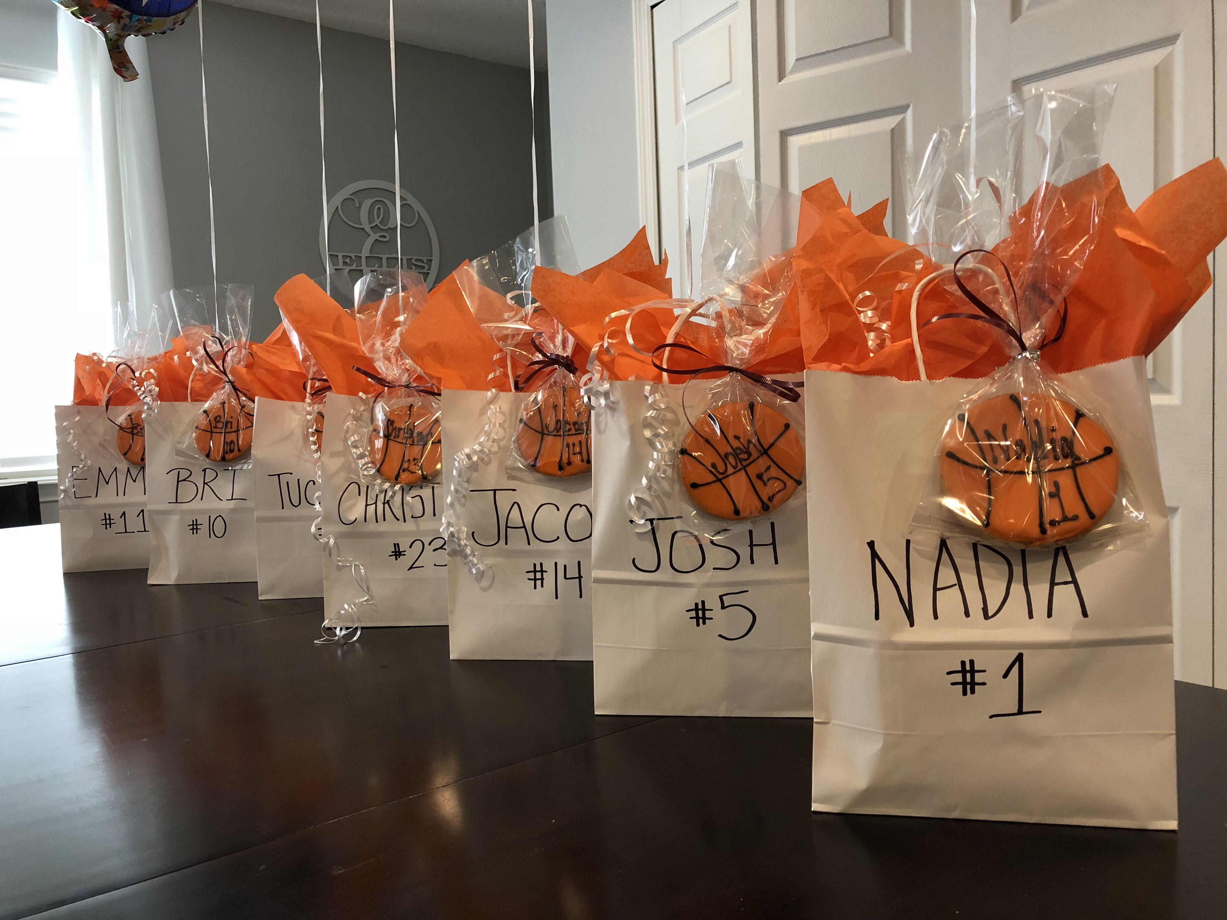 Senior Night Basketball Gifts Ideas Sports High School Volleyball