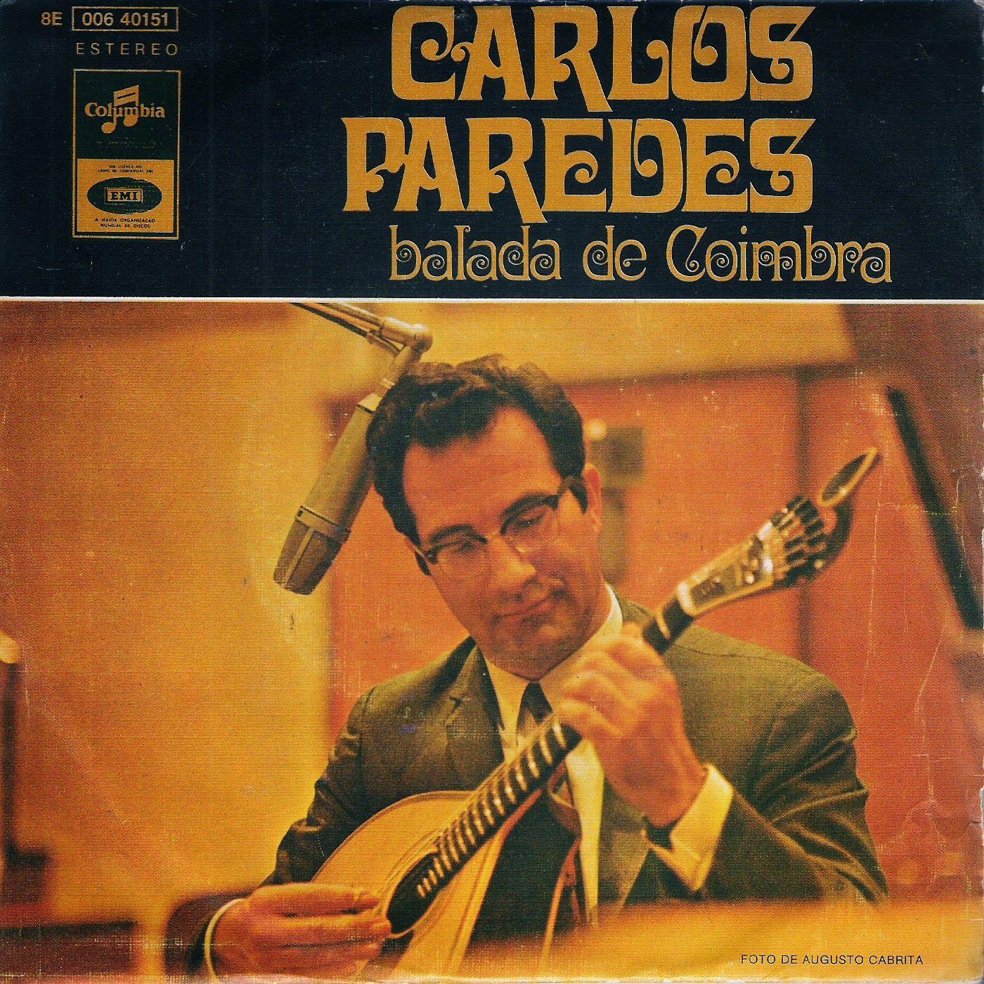 Carlos Paredes - Balada de Coimbra, 1971