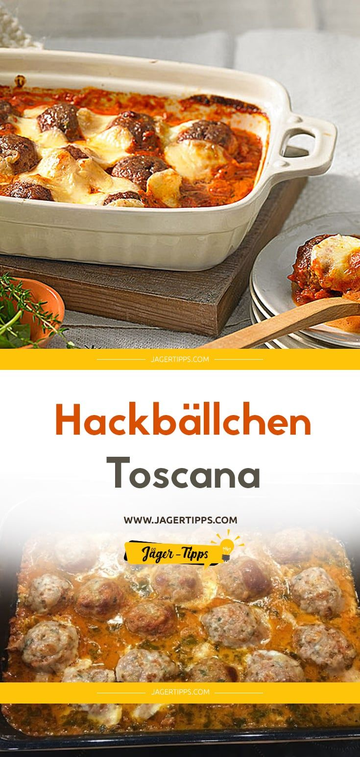 Photo of Meatballs Toscana