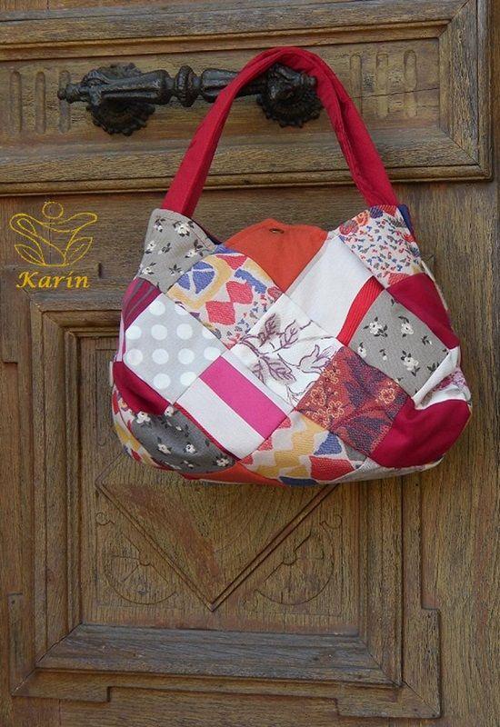08076a5292 Le Patch est un de mes sac à mains préférés : il est très original.