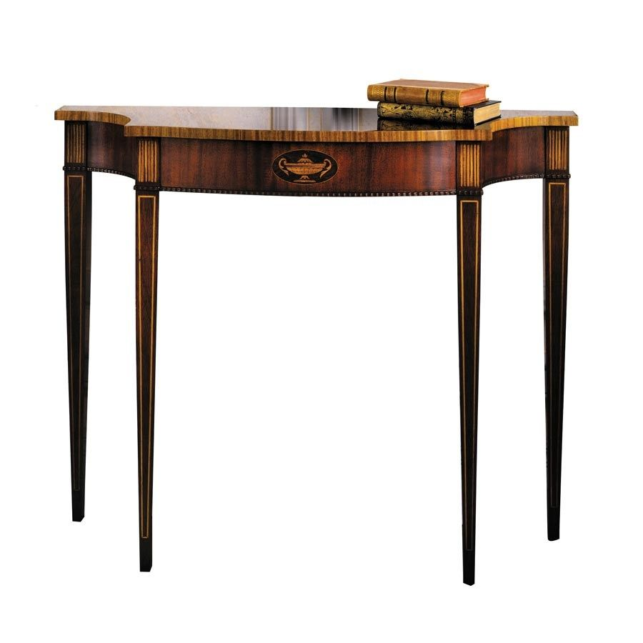 Hepplewhite Console Table Console Tables Tables Furniture  # Muebles Estilo Hepplewhite