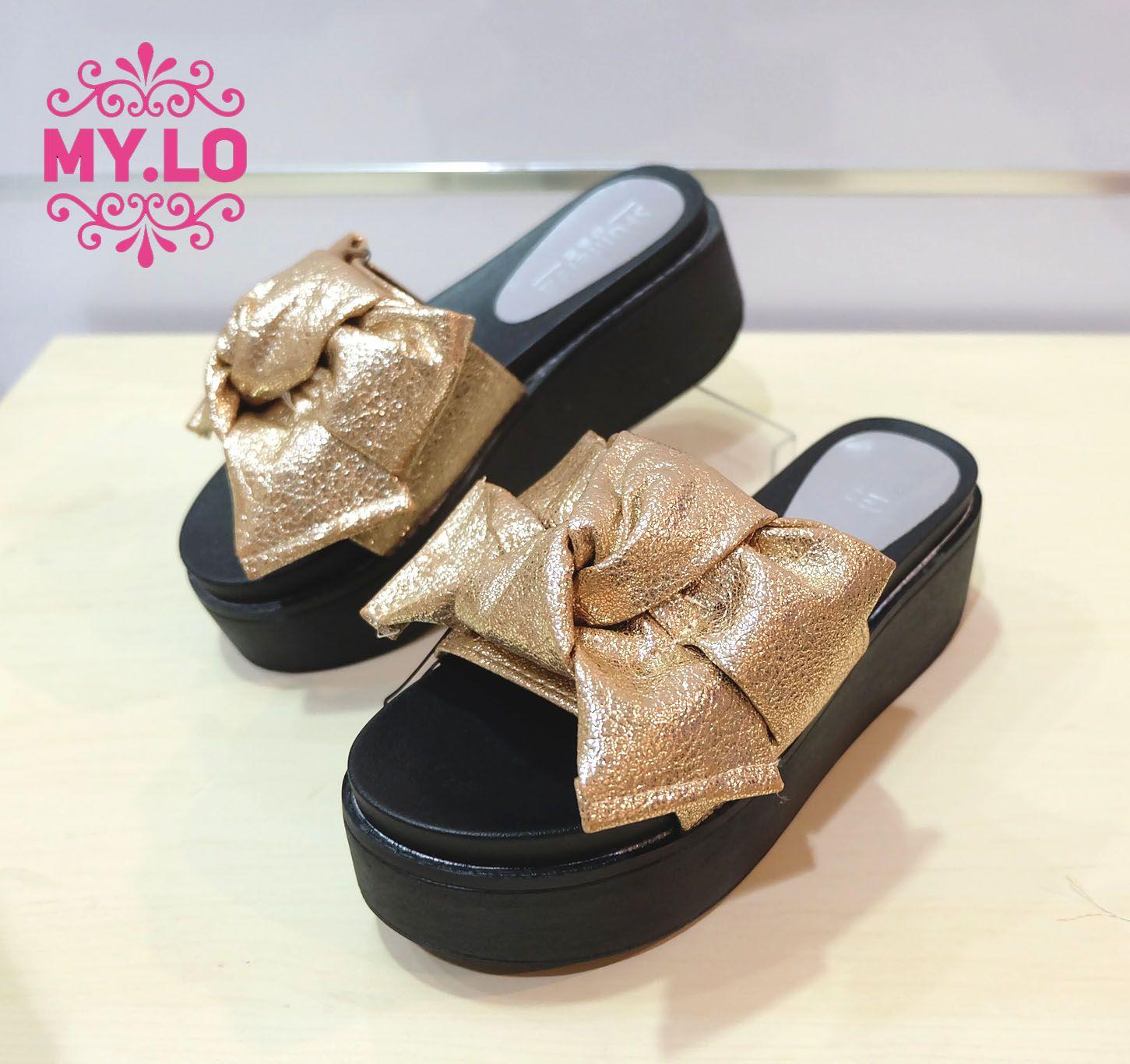 Kode Ms6a02 Warna Gold Size 35 39 Harga 200rb Foto Real Pic Kualitas Import High Quality Pemesanan Via Sms Sepatu Dan Pesta