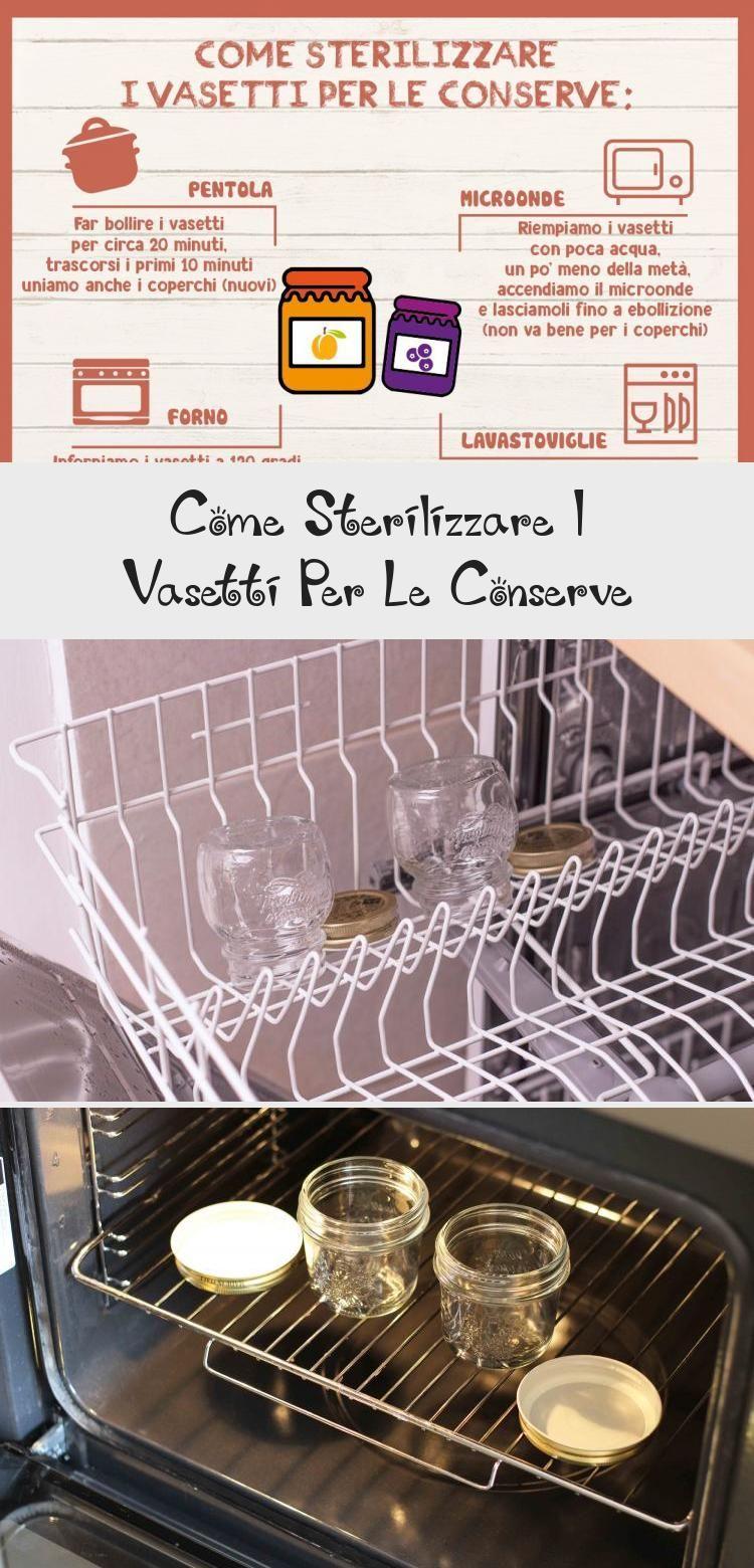 Come Sterilizzare Vasetti Per Conserve come sterilizzare i vasetti per le conserve