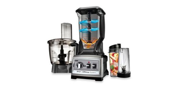 Ninja® Bl820 Ultima™ Kitchen System  Thing's I Want Glamorous Ninja Ultima Kitchen System Review