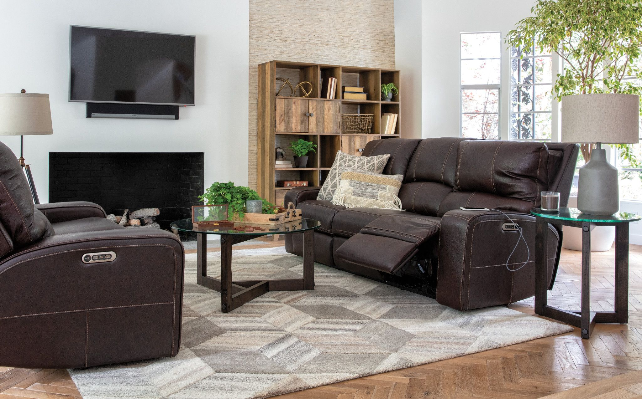 Pin On Sofas And Sectionals #white #leather #living #room