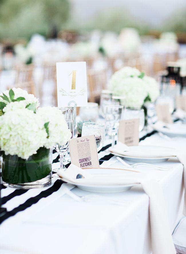 25 Inspiring Ideas For The Clic Black White Wedding