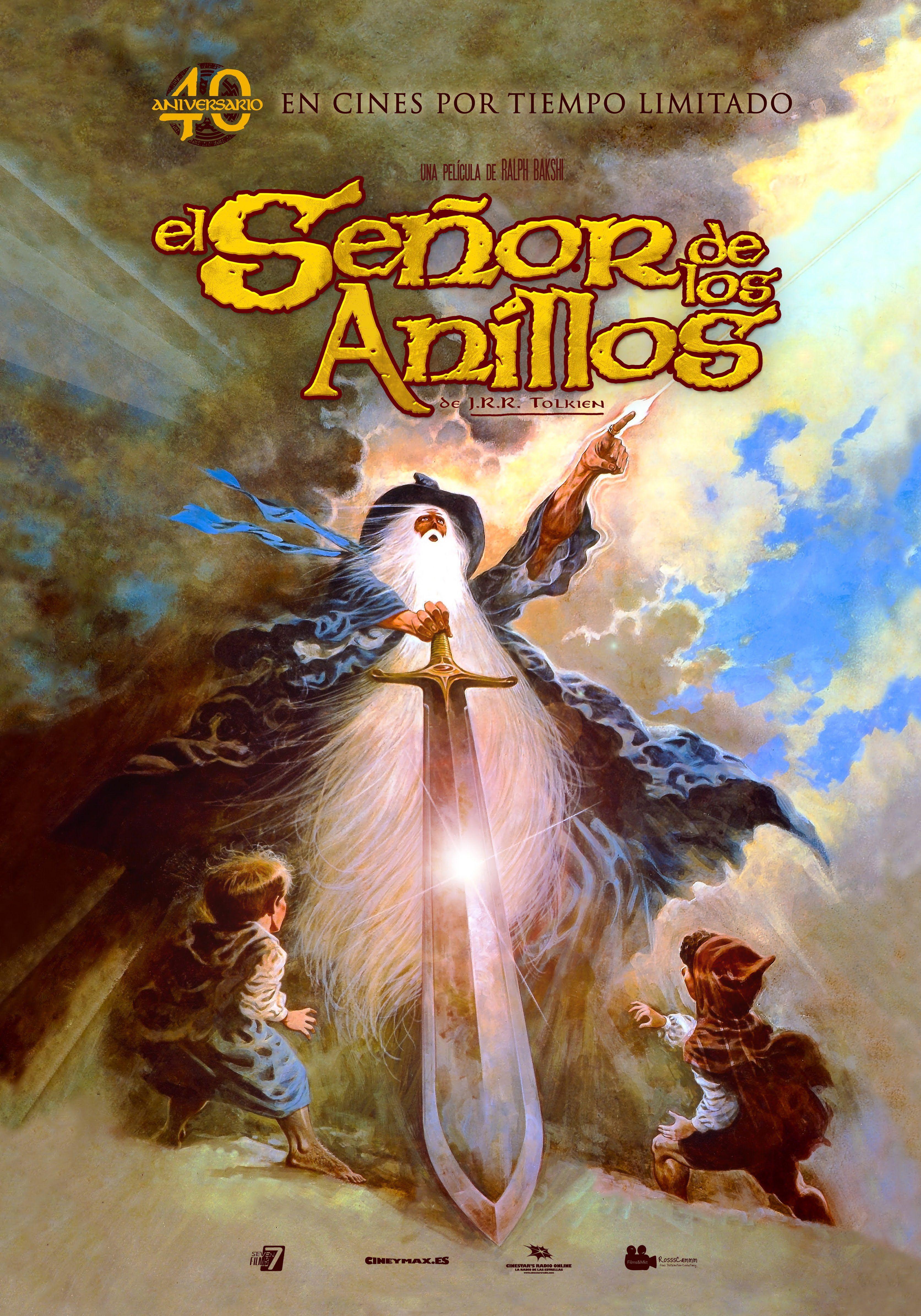 El Senor De Los Anillos El Senor De Los Anillos Arte Y Literatura Cine