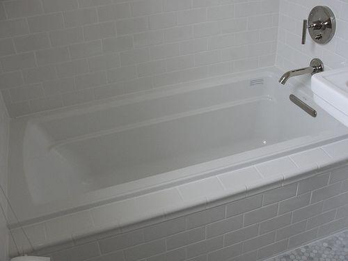Kohler Archer Drop In Tub Bathroom Renovation In 2019