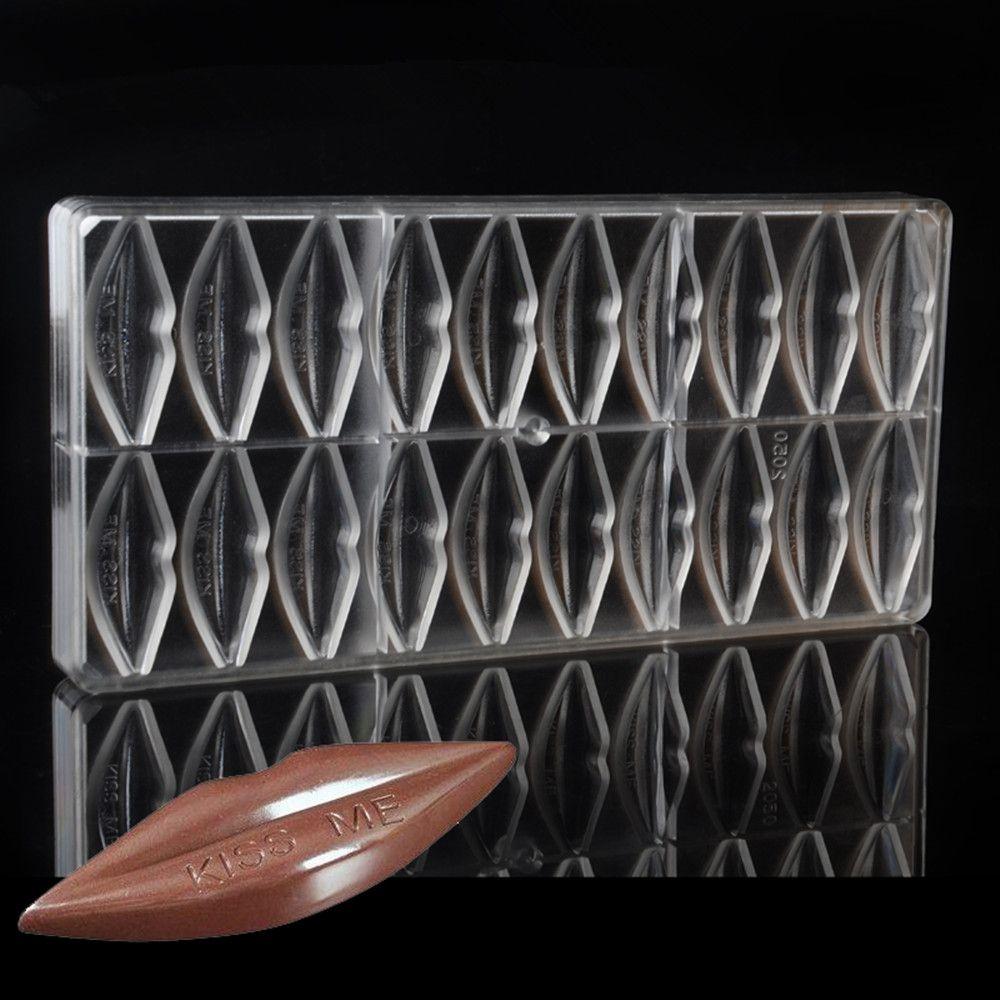 Shunda DIY KISS ME Polycarbonate Chocolate Moulds Eco Friendly Plastic  Chocolate Mold Hot Sale Catering. Friendly PlasticChocolate MoldsKitchen  SuppliesKiss ...