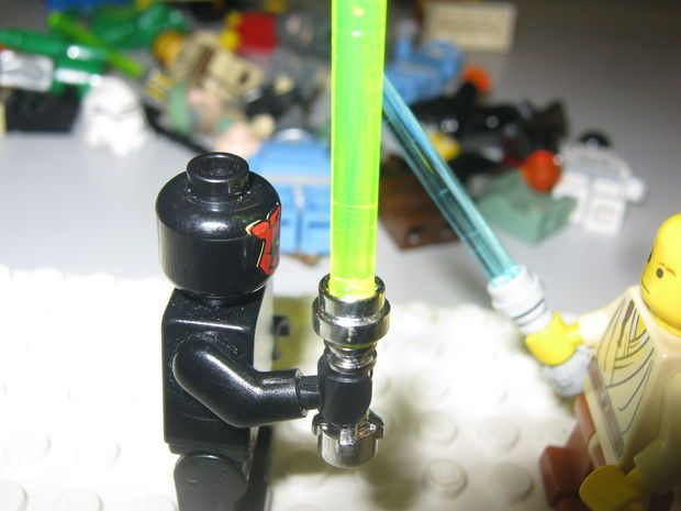 Stop Motion Lego