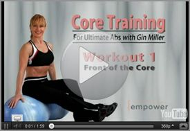 Core Training For Ultimate Abs with Gin Miller