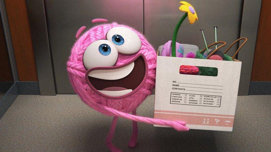 New Pixar short 'Purl' to debut at SIGGRAPH Pixar shorts