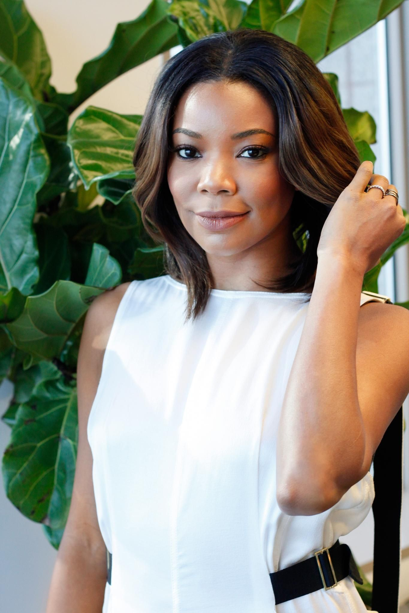 Gabrielle union loves the smell of blue ultra sheen hair grease gabrielle union loves the smell of blue ultra sheen hair grease shes just like us pmusecretfo Choice Image