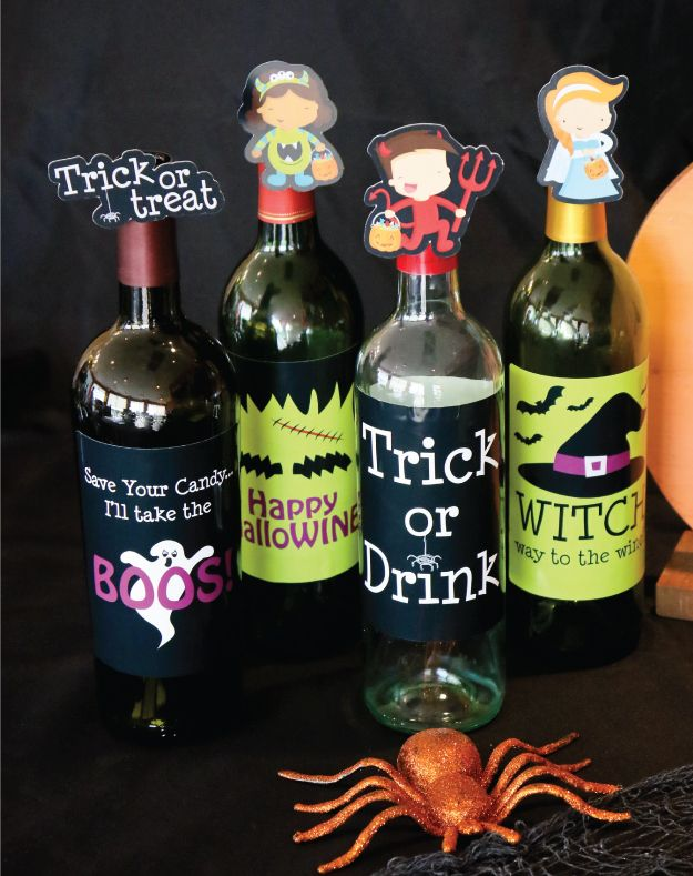 Trick or Treat Halloween Party Decorations - Party supplies for an