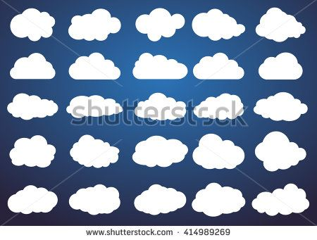 Clouds Cloud Vector Cloud Icon Cloud Icon Vector Cloudy Icon Sky