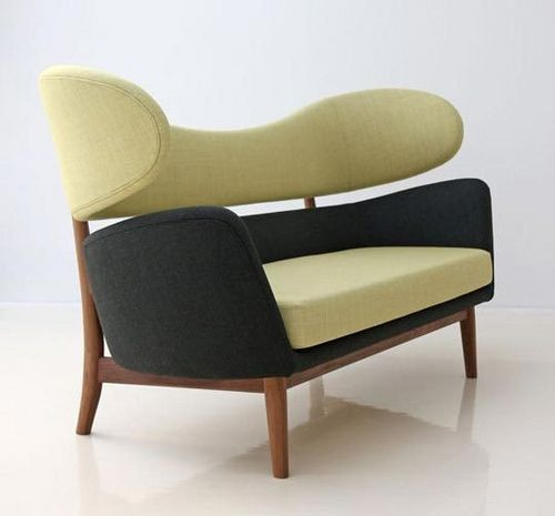 Discover The Authentic Chieftains Chair, A Leather Upholstered Midcentury  Modern Armchair By Danish Designer Finn Juhl. Made In Denmark By  Onecollection, ...
