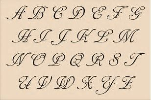 Image Result For Fancy Calligraphy Alphabet Letters G